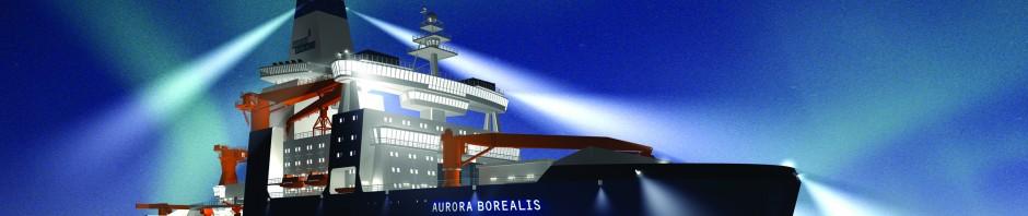Arktisen meriteknologian ennakointi -hanke