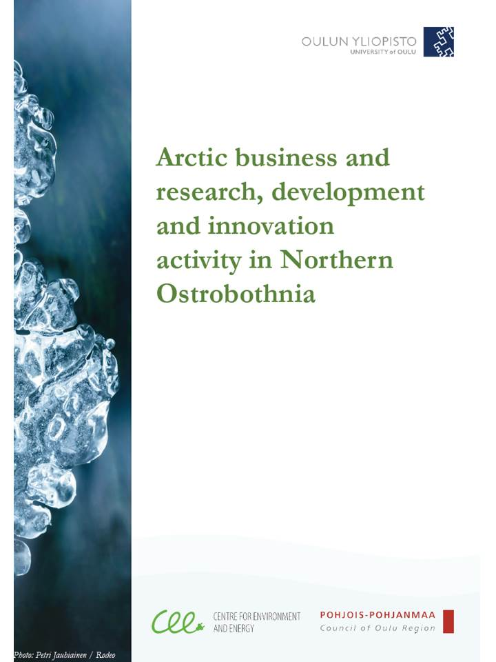 Arctic business and...